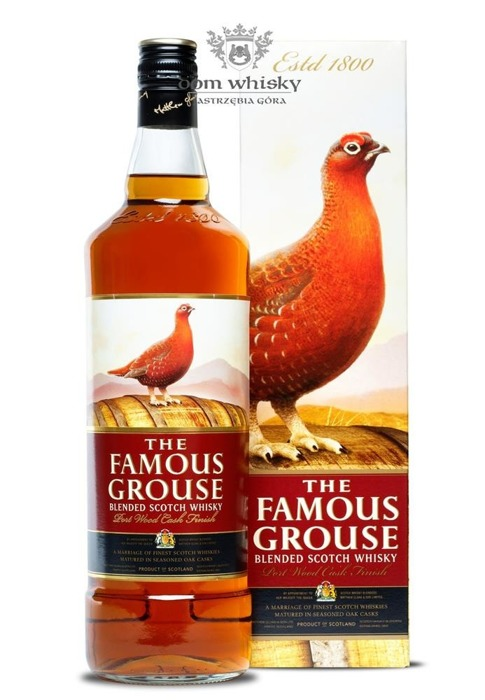 Famous Grouse Port Wood / 40% / 1,0l