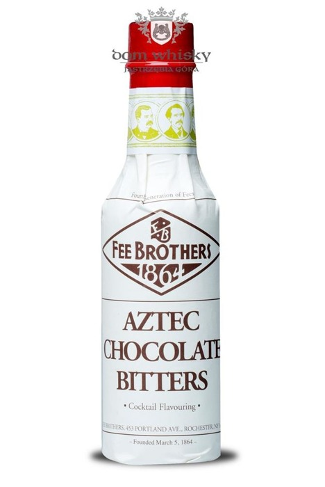 Fee Brothers Aztec Chocolate Bitters / 2,55% / 0,15l