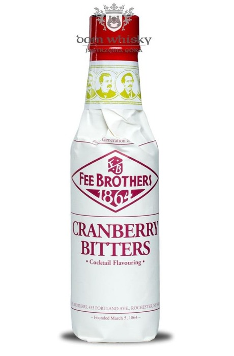 Fee Brothers Cranberry Bitters / 4,10% / 0,15l