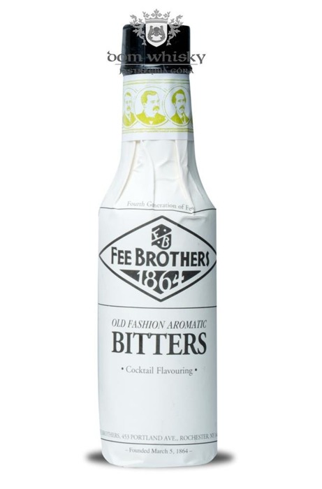 Fee Brothers Old Fashioned Bitters / 17,5% / 0,15l