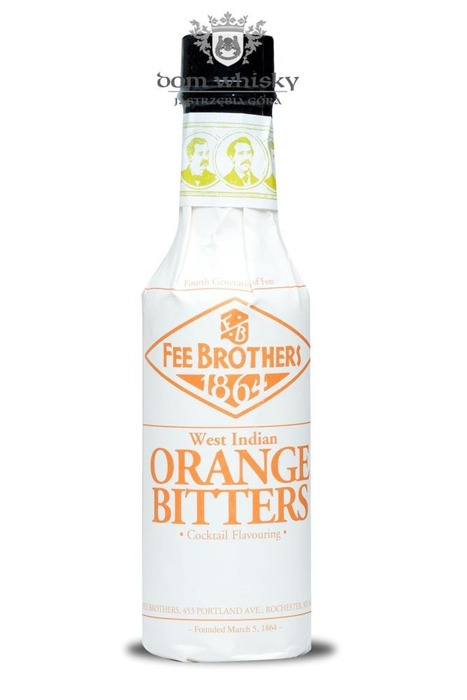 Fee Brothers Orange Bitters / 9% / 0,15l