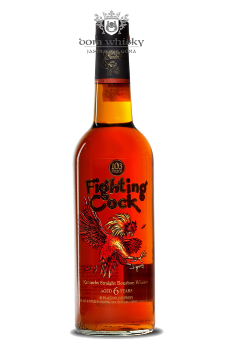 Fighting Cock 6-letni / 51,5% / 0,7l