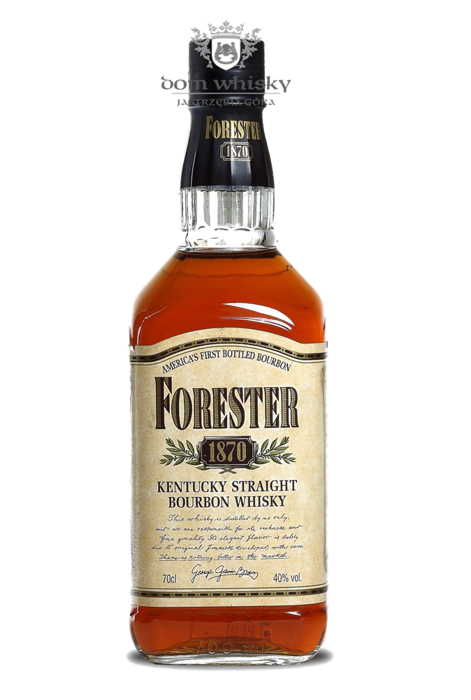 Forester 1870 Straight Bourbon / 40%/ 0,7l