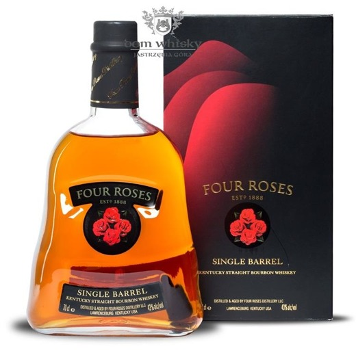 Four Roses Single Barrel / 43% / 0,7l