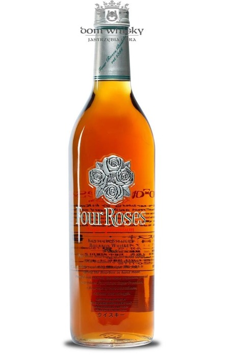 Four Roses Super Premium / Asian Market / 43% / 0,75l