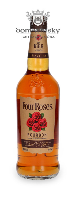 Four Roses Yellow Label Bourbon Whiskey / 40% / 0,7l