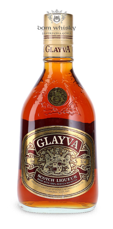 Glayva Scotish Liqueur Old Label / 35% / 0,7l