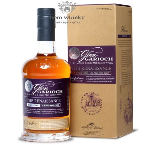 Glen Garioch 15-letni, The Renaissance(1st Chapter)/51,9%/0,7l