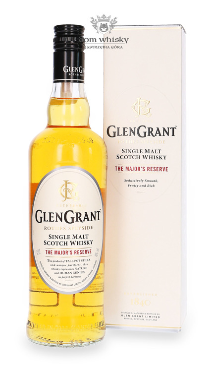 Glen Grant The Major's Reserve / 40% / 0,7l