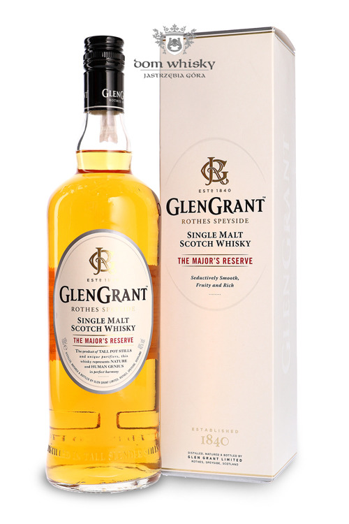 Glen Grant The Major's Reserve / 40% / 1,0l
