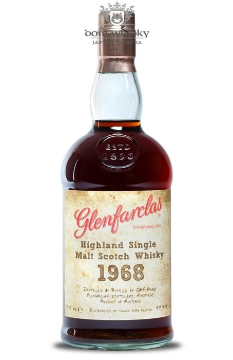 Glenfarclas 1968, 41-letni (Bottled 2010 for Thosop) /49,7% /0,7