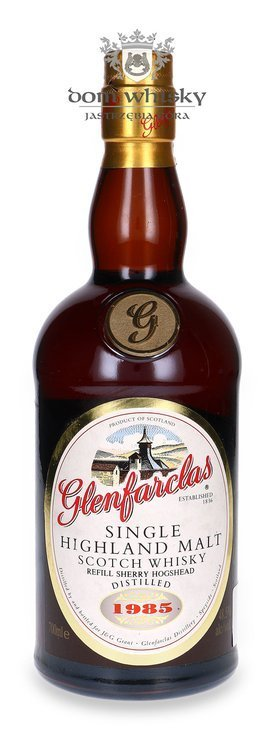 Glenfarclas 1985 (Bottled 2003) Sherry Hogsheads / 48,5% / 0,7l