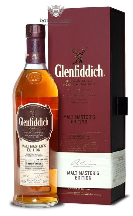 Glenfiddich Malt Masters Edition Batch 02 / 43% / 0,7l