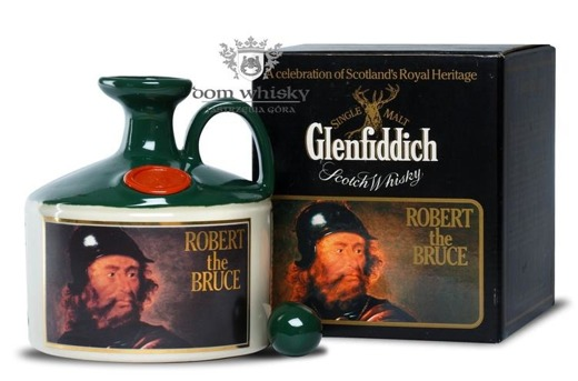 Glenfiddich Scotland's Royal Heritage, Robert the Bruce /43%/0,7
