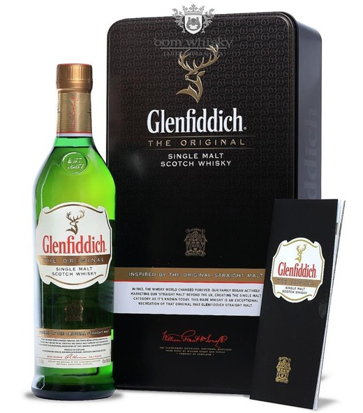 Glenfiddich The Original / 40% / 0,7l