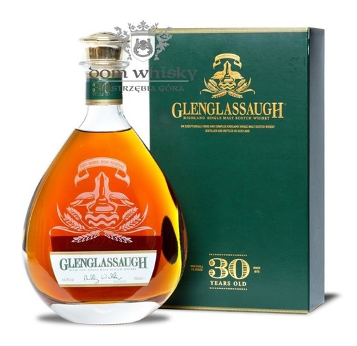 Glenglassaugh 30-letni (Bottled 2013) / 44,8% / 0,7l
