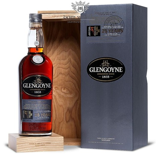 Glengoyne 25-letni, The First Fill  / 46% / 0,7l
