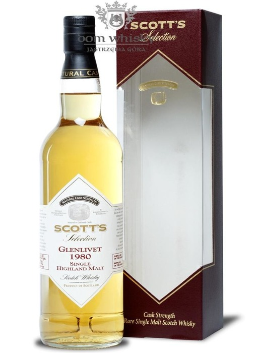 Glenlivet 1980 (Bottled 2011), Scott's Selection  / 45,5% / 0,7l