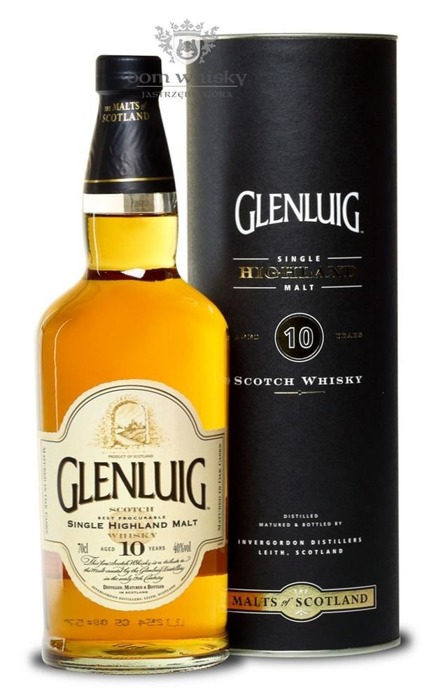 Glenluig 10-letni Malts of Scotland / 43%/ 0,7l