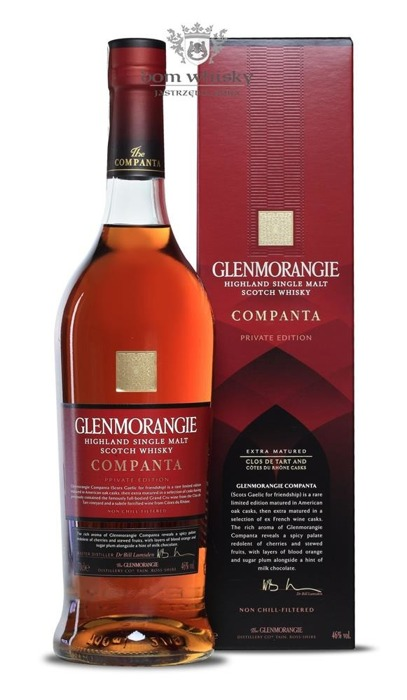 Glenmorangie Companta (Private Edition) / 46% / 0,7l