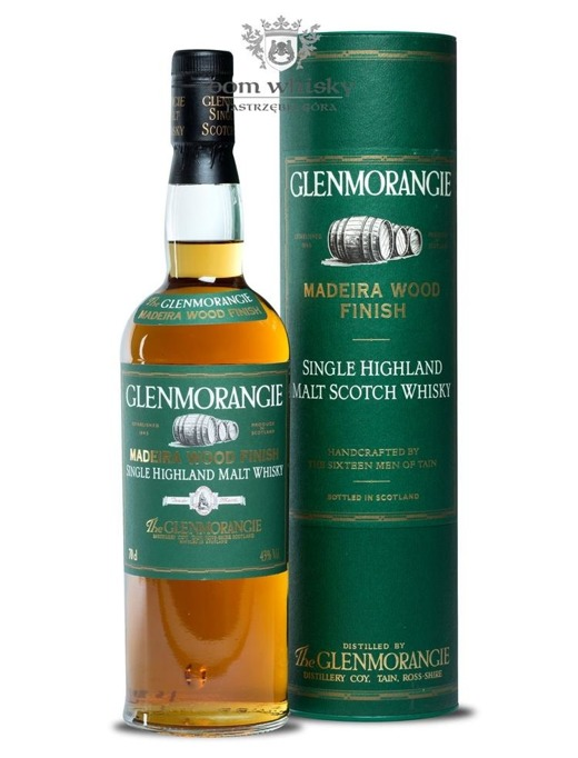 Glenmorangie Madeira Wood Finish 1st Edition / 43% / 0,7l