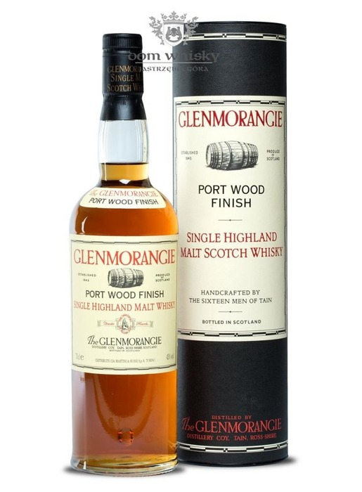 Glenmorangie Port Wood Finish 1st Edition / 43% / 0,7l