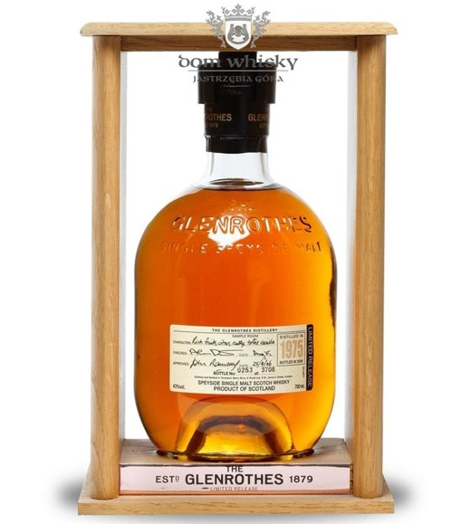 Glenrothes 1975 (Bottled 2006) / 43% / 0,7l