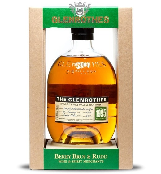 Glenrothes 1995 (Bottled 2015) / 43% / 0,7l