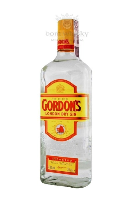 Gordon's London Dry Gin / 40% / 0,7l