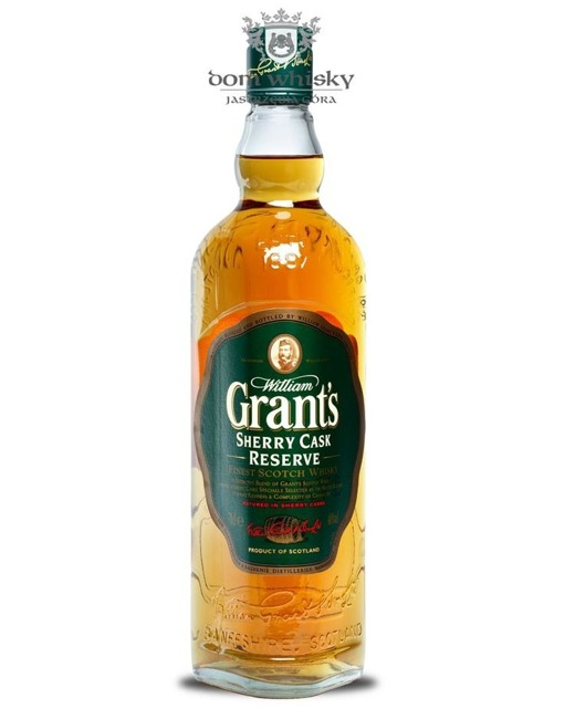 Grant's Sherry Cask Reserve / 40% / 0,7l