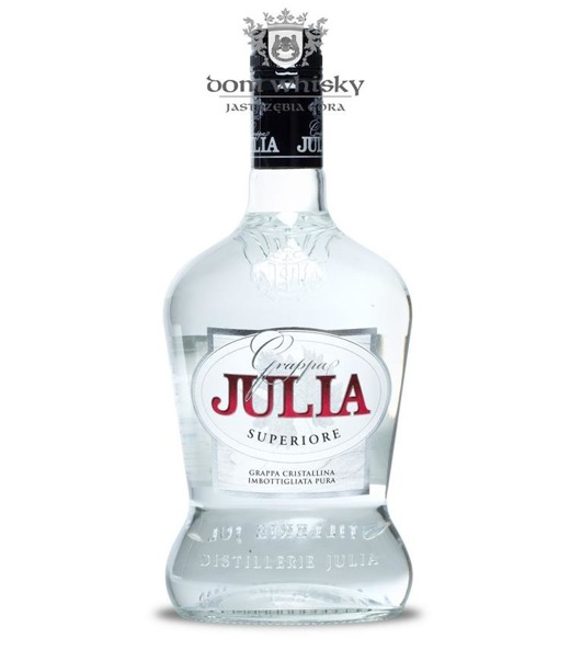 Grappa Julia Superiore / 38% / 0,7l