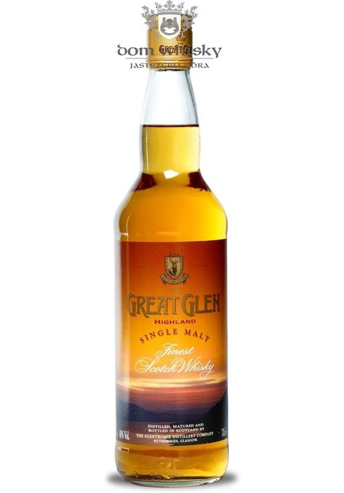 Great Glen Single Malt 3-letni / 40% / 0,7l