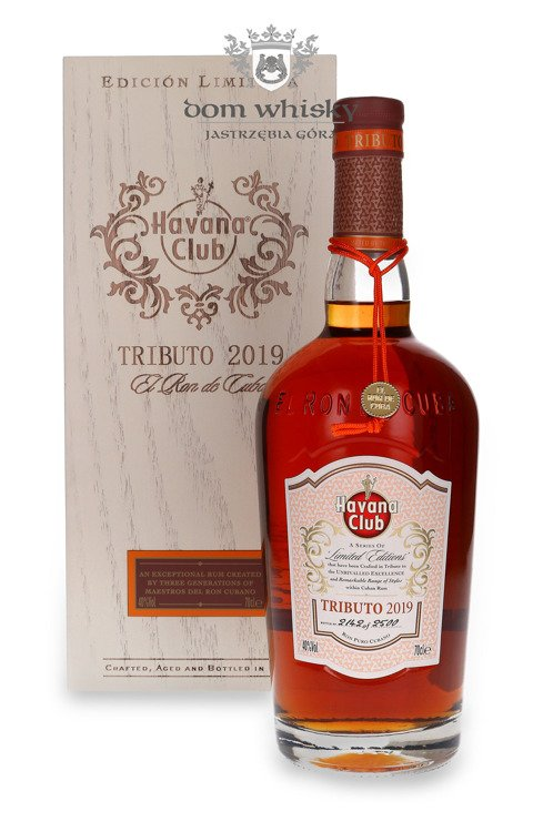 Havana Club Tributo 2019 Limited Edition / 40% / 0,7l