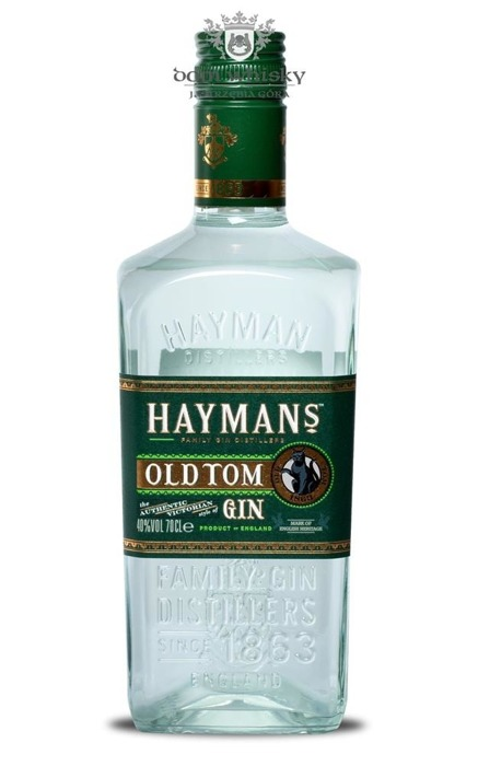 Hayman's Old Tom London Gin / 40% / 0,7l