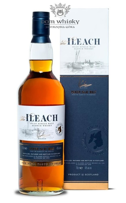 Ileach Peated Islay Malt /40%/0,7l
