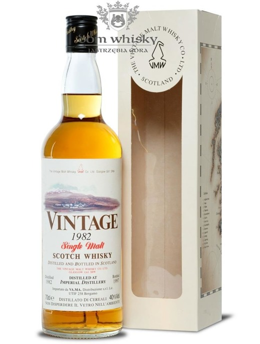 Imperial 1982 Vintage (B.1997)The Vintage Malt Whisky Co.40%/0,7