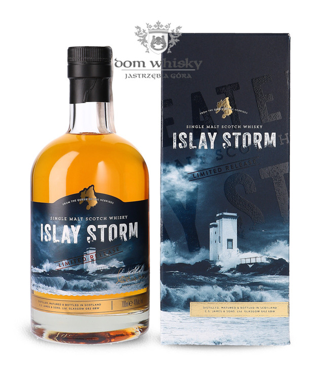 Islay Storm Single Malt Scotch Whisky Limited Release / 40% / 0,7l