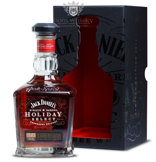 Jack Daniel's Holiday Select 2014 Limited Edition / 48% / 0,7l
