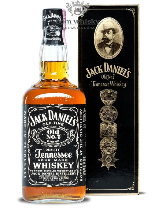 Jack Daniel's No.7 Very Old Review / 45% / 0,7l