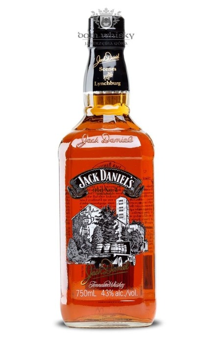 Jack Daniel's Scenes No.2 The Barreltruck / 43% / 0,75l