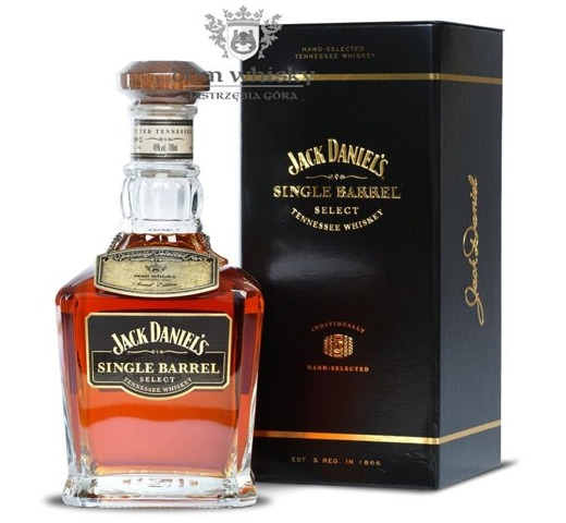 Jack Daniel's Single Barrel Dom Whisky Collection 2nd /45%/0,7l