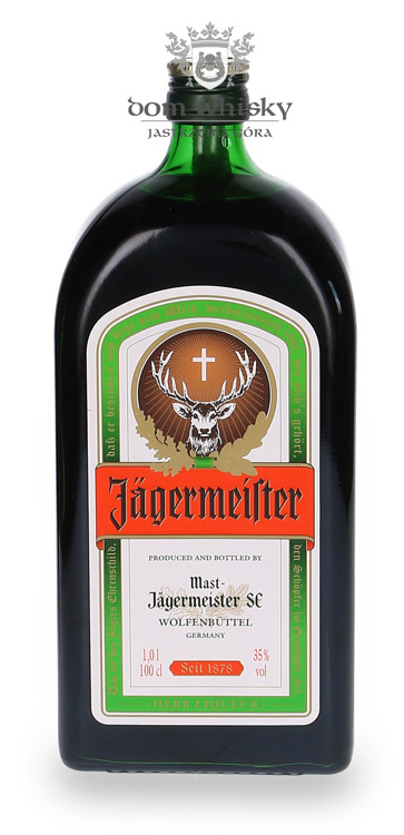 Jagermeister Meister of the Seas / 35% / 1,0l