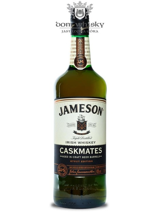 Jameson Caskmates Irish Whiskey / 40% / 1,0l