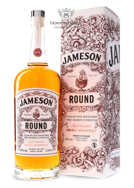 Jameson Round, The Deconstructed Series / 40% / 1,0l