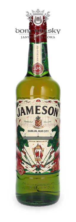 Jameson St. Patrick Day 2016 Limited Edition /40%/ 0,7l