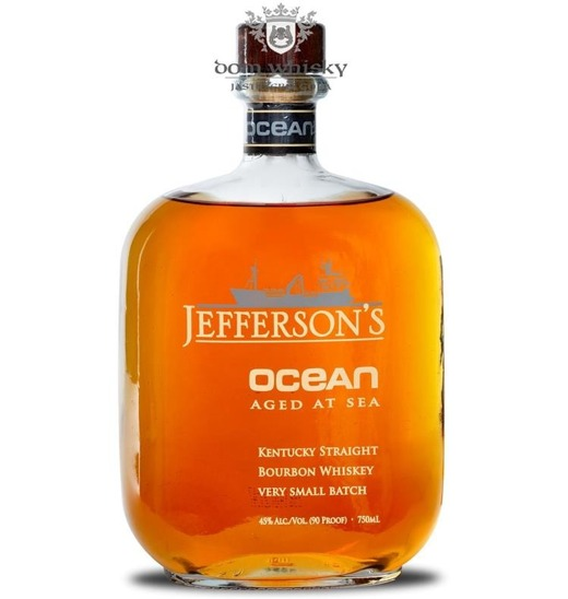 Jefferson's Ocean Bourbon / 45% / 0,75l
