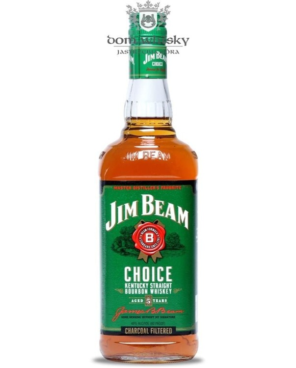 Jim Beam Choice 5-letni / 40% / 0,7l