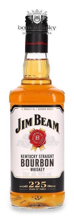 Jim Beam White Label / 40% / 0,7l