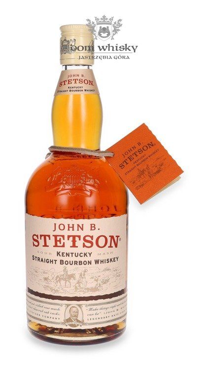 John B. Stetson Kentucky Straight Bourbon /42%/ 0,7l