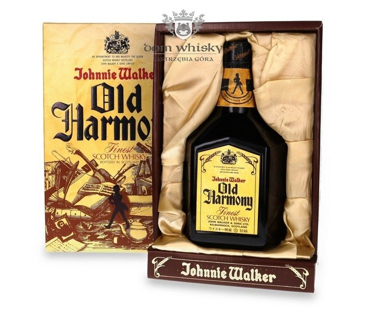 Johnnie Walker Old Harmony Finest (Japanese Market)/ 43% / 0,75l